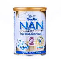 Суміш Nestle дитяча NAN Premium 2Н.А. 400г х12