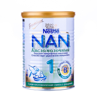 Суміш Nestle дитяча NAN 1 Premium 400г х12