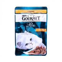 Корм Gourmet Perle для котів Курка 85гх6