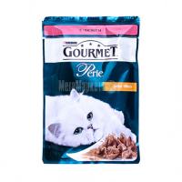 Корм Gourmet Perle для котів Лосось 85гх6