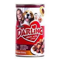Корм Purina Darling мясо,печінка 1,2кг ж/бх6