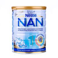Суміш Nestle дитяча NAN 1 Premium 800г