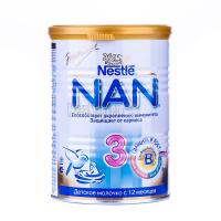 Суміш Nestle дитяча NAN 3 Premium 400г