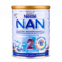 Суміш Nestle дитяча NAN Premium 2 Защита плюс.800г х6