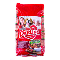 Корм Purina Darling для собак з М`ясо&овочі 4х3кгх6
