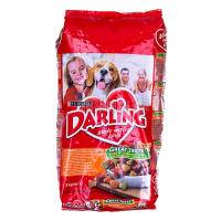 Корм Purina Darling для собак з Chiken&Vegetable 4х3кгх6