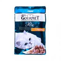 Корм Gourmet Perle для котів Тунець 85гх6
