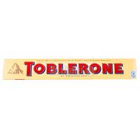 Шоколад Toblerone молочний мед та мигдаль 100г х20