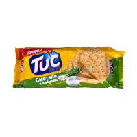 Крекер Tuc Сметана та цибуля солоний 100г х12