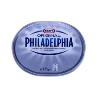 Крем-сир Kraft Philadelphia original 175г х12