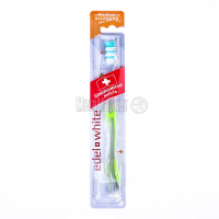 Зубна щітка Edel+White Allround середньої жорсткості х6