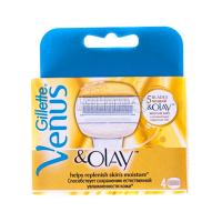 Касети змінні Gillette Venus & Olay 4шт.