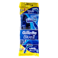 Бритва Gillette Blue II одноразова 5шт.