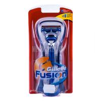 Бритва Gillette Fusion +2змінні касети
