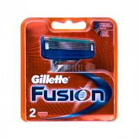 Касети змінні Gillette Fusion 2шт.