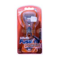 Бритва Gillette Fusion Power +1картрідж +батарейка