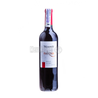 Вино Mixtus Shiraz Malbec червоне сухе 0,75л х3