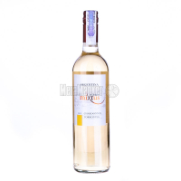 Вино Mixtus Chardonnay Torrontes біле сухе 0,75л х3