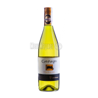Вино Gato Negro Chardonnay біле сухе 0.75л