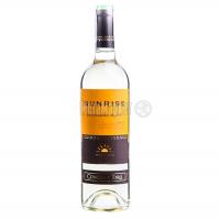 Вино Sunrise Sauvignon Blanc біле сухе 0,75л х3