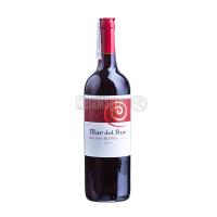 Вино Mar del Sur червоне напівсолодке 0.75л х3