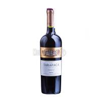 Вино Tarapaca Reserva Syrah червоне сухе 0,75л х2