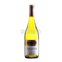 Вино Tarapaca Reserva Chardonnay біле сухе 0,75л х2
