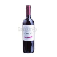Вино Miraflora черв. н/солод.0,75л х2