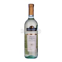 Вино Folonari Pinot Grigio біле сухе 0,75л