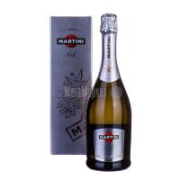 Вино ігристе Martini Asti біле солодке 7.5% 0,75л (короб)