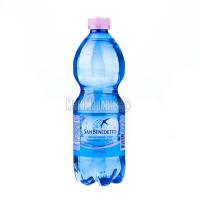 Вода мінеральна San Benedetto н/г 0,5л х24