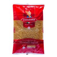 Макарони Pasta Zara Vermicelli Tagliati 80 500г х20