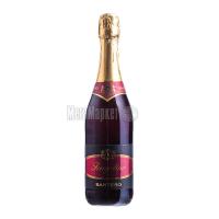 Вино ігристе Fragolino Rosso червоне солодке 0,75л х3