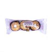Цукерки Ferrero Rocher 3шт 37,5г х96