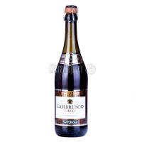 Вино ігристе Sant`orsola Lambrusco Rosso 0.75л х2