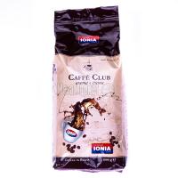 Кава Ionia Caffe Club смажена в зернах 1000г