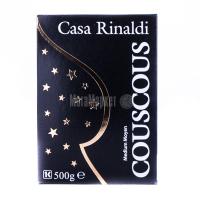 Кус-Кус Casa Rinaldi з твердих сортів пшениці 500г х18