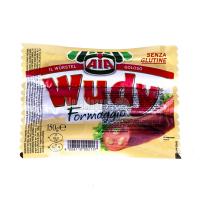 Сосиски AIA Wudy Formaggio 150г