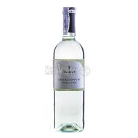 Вино Botter Chardonnay біле сухе 0.75л х3