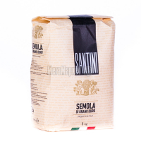 Борошно Santini пшенична Semola в/г 1кг х6