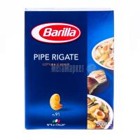 Макарони Barilla Pipe Rigate №91 500г х15