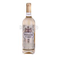 Вино Posada del Rey біле напівсолодке 0.75л х6