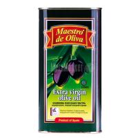 Олія оливкова Maestro de Oliva перший віджим 1л