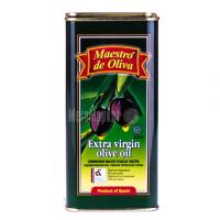 Олія оливкова Maestro de Oliva extra virgen з/б 0.5л
