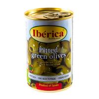 Оливки Iberica зелені б/к 300г х24