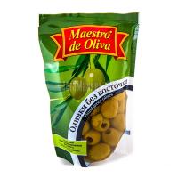 Оливки Maestro de Oliva зелені б/к 175мл х24