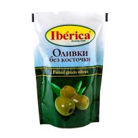 Оливки Iberica зелені б/к 170г х12