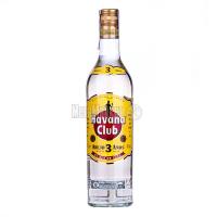 Ром Havana Club Anejo 3років 40% 0,7л х3