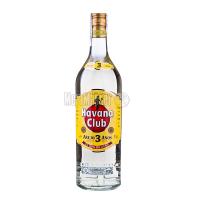 Ром Havana Club Anejo 3років 40% 1л х2