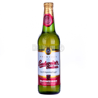 Пиво Budweiser Budvar с/б 0,5л х6